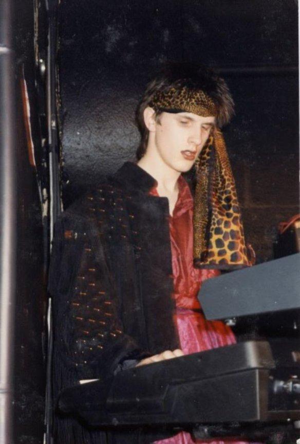 steven wilson in a dress